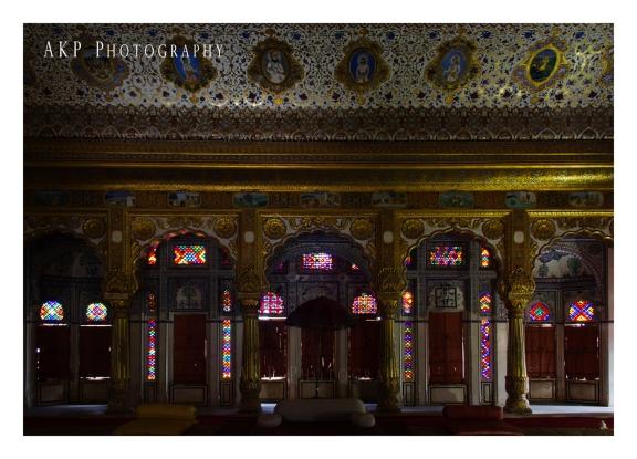 The Royal Durbaar... Photo: AKP Photography